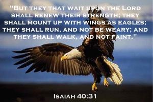 Isaiah 4031